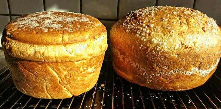 Baking brød (Mat fra bunnen)