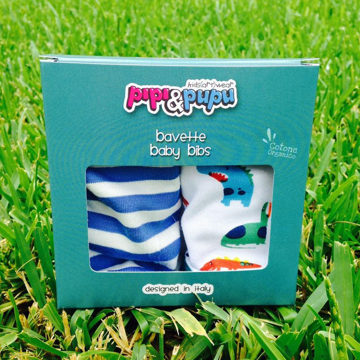 Packaging for organic cotton baby bibs with dinosaur print.  http://www.storenvy.com/products/14112489-dactou-dinosaur-striped-baby-bibs-in-organic-cotton