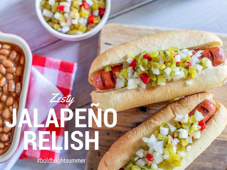 Mezzetta Peppers Zesty Jalapeno Relish