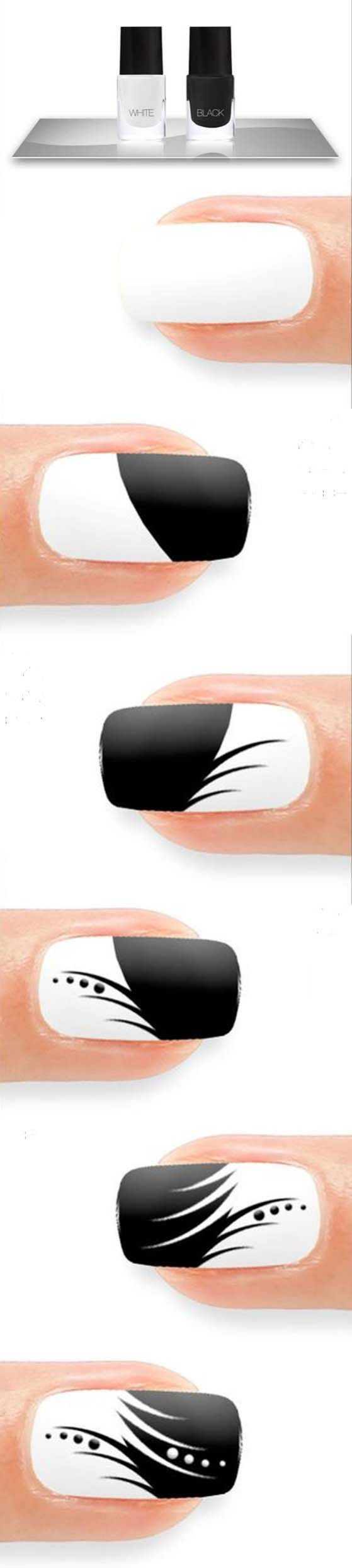 220 best Nails: hands and feet images on Pinterest   Gel polish ...