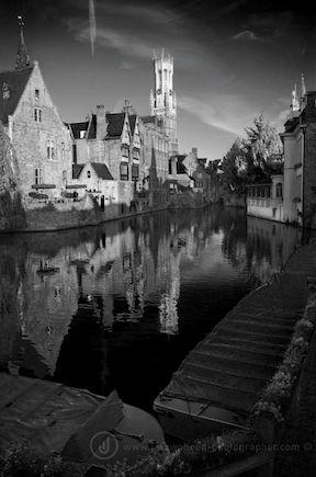 Bruges at Breakfast