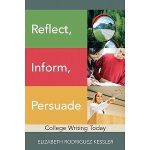 Reflect, Inform, Persuade: College Writing Today (Paperback)  http://ww8.cookhousesinks.com/redirector.php?p=0321198980  0321198980