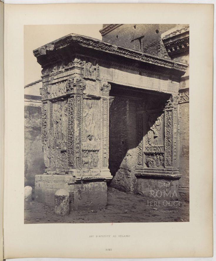 Arco degli Argentieri 1863