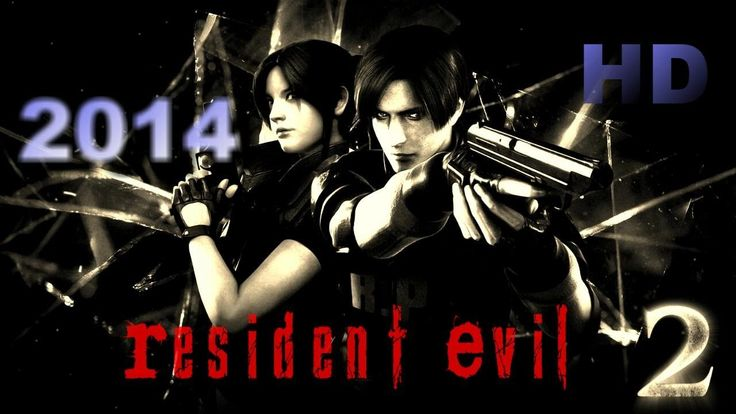 "Resident Evil 2: The game movie (Full Movie) 2014 ""HD"""
