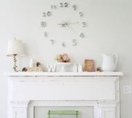 Versa wall clock