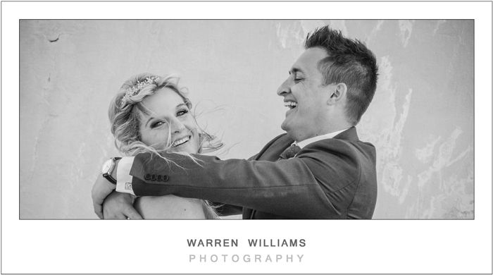 Kobus and Sian, Vrede & Lust - Warren Williams