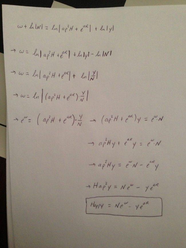 Feliz Navidad y próspero Año Nuevo 2014 Gaussianos | Gaussianos