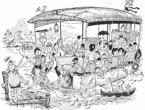 A Requiem for Mario Miranda by plUMAge : Uma Nair's blog-The Times Of India