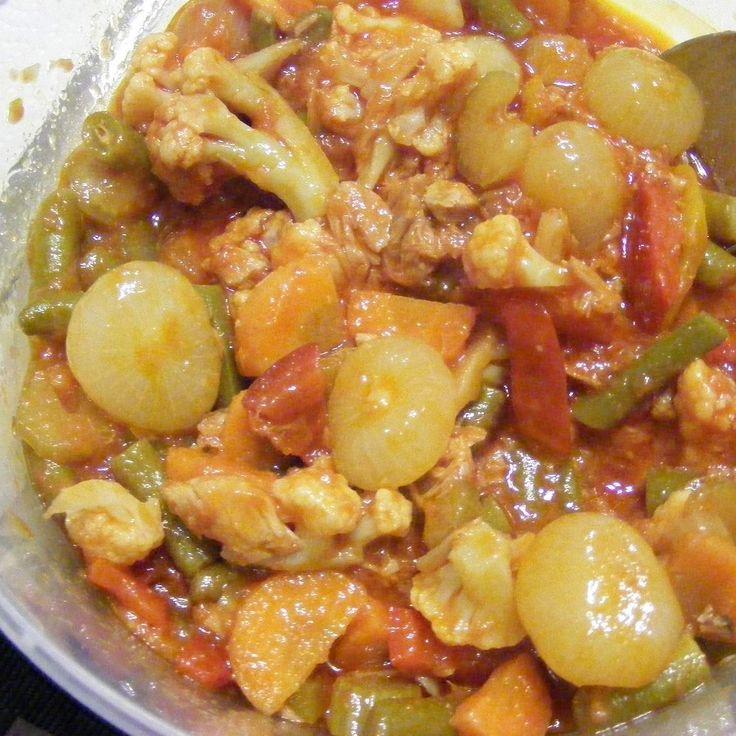 Ricetta Antipasto Piemontese (da corso di cucina) pubblicata da dema78 - Questa ricetta è nella categoria Antipasti