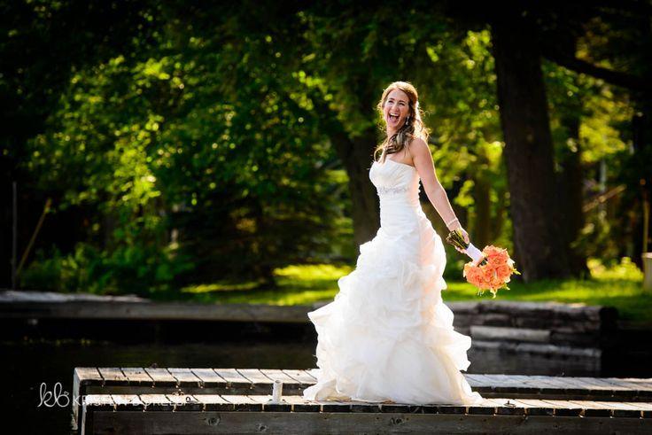 Bridal Portrait  | Kristen Borelli Photography | Vancouver Island Weddings | Patterson Kaye Lodge Wedding Photography | Cottage Weddings