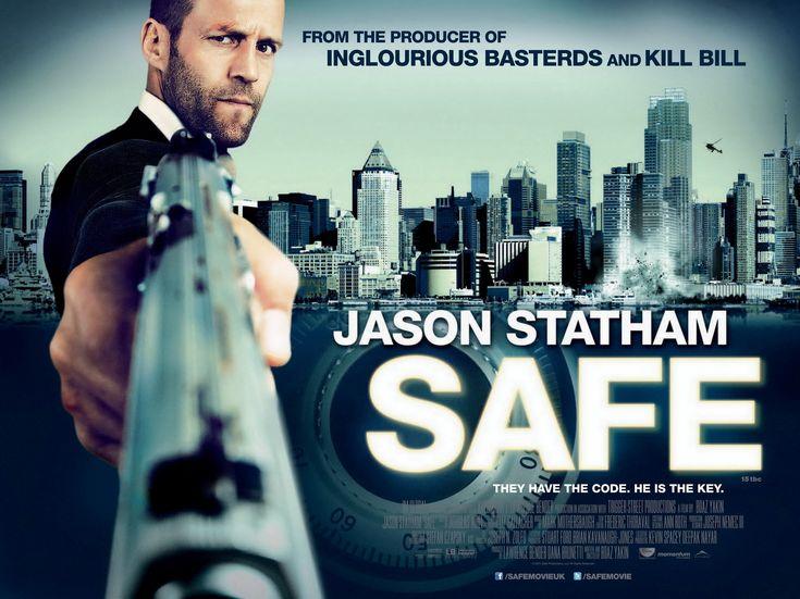 Safe (2012) - Boaz Yakin •