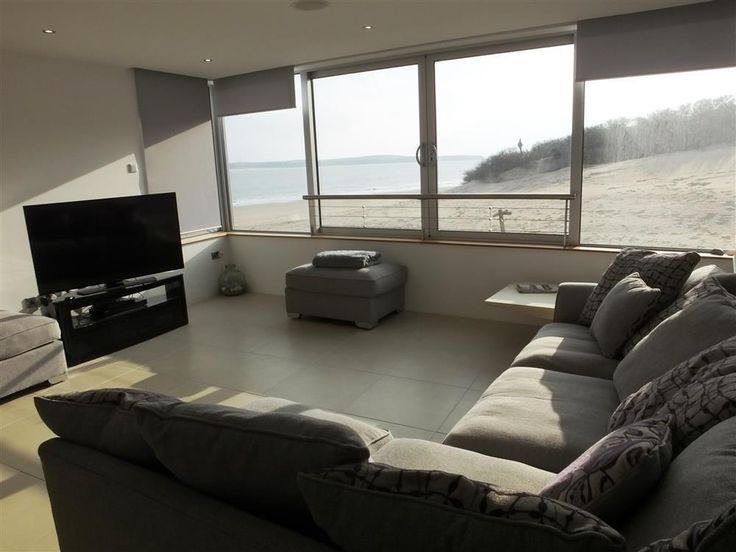 Excited to have this stunning 5* property on our books. Located literally on the South Beach in Tenby, it sleeps four people with parking. Prices from £600 to £1200 for seven nights. Call 01834 844565 or go online to book.