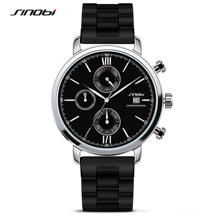 SINOBI Sports Men's Chronograph Wristwatch Males Geneva Quartz Watches Riding Clocks 2016 James Bond 007 Montre Homme Furious-in Quartz Watches from Watches on Aliexpress.com | Alibaba Group