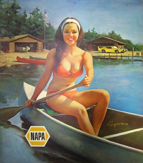 from Cade napa auto parts nude girls