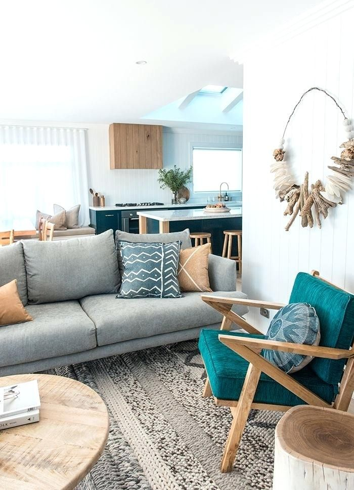 Modern Beach House Furniture Decorating Ideas On A Budget
