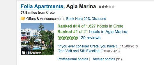 http://www.tripadvisor.com/Hotel_Review-g1049093-d1022410-Reviews-Folia_Apartments-Agia_Marina_Chania_Prefecture_Crete.html