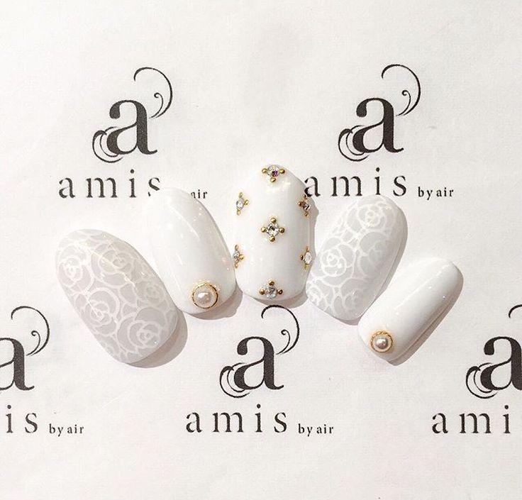 White pretty designs