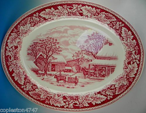 Christmas China Patterns Best