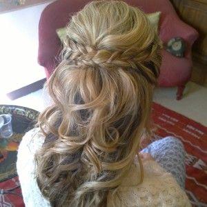 braided wedding hairstyles with braids plaits in italy by Janita Helova www.janitahelova.com