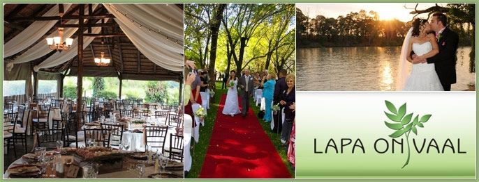 Lapa on Vaal - Vereeniging, Gauteng Wedding Venues