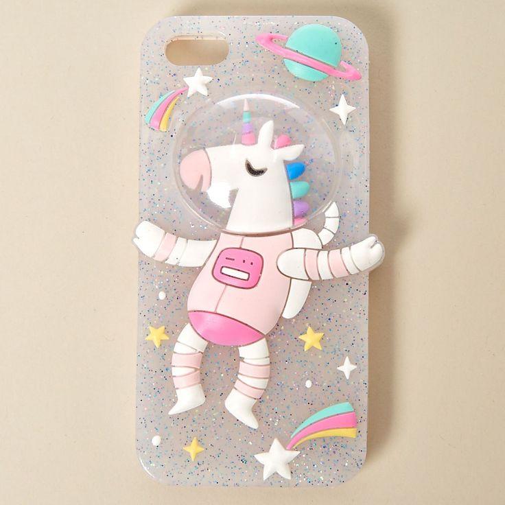Space Unicorn Phone Case