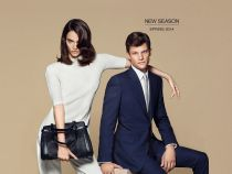 Zuzanna Bijoch and Pedro del Hierro by Txema Yeste