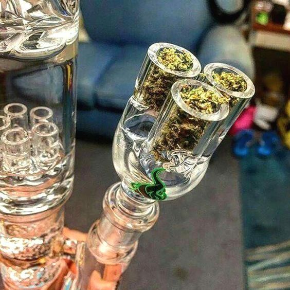 how to get the most high from a bong
