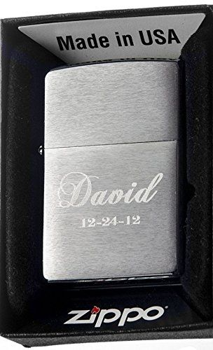 Lifetime Warranty by Zippo - They will fix this for free!    Limited CUSTOM Edition - Don't be caught with the same lighter as someone else!    Made in America - You are supporting American Workers!    Original Windproof Lighter - Always have a flame on most windy days.    Refillable - No more disposables!      please call or text 651-357-4348 with questions or wholesale inquiries.        #Zippo #Lighter #Refillable #OriginalWindproofLighter #LifetimeWarranty #MadeInTheUSA…