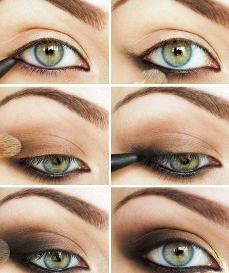 The Smoky Eye- A dramatic look for both day and night! by dee
