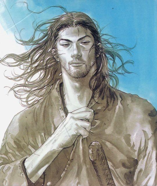 Takehiko Inoue Old Musashi: Vagabond - Miyamoto Musashi