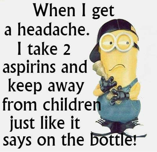 how to take away a headache