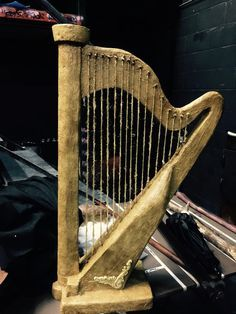 how to make a prop harp - Google Search