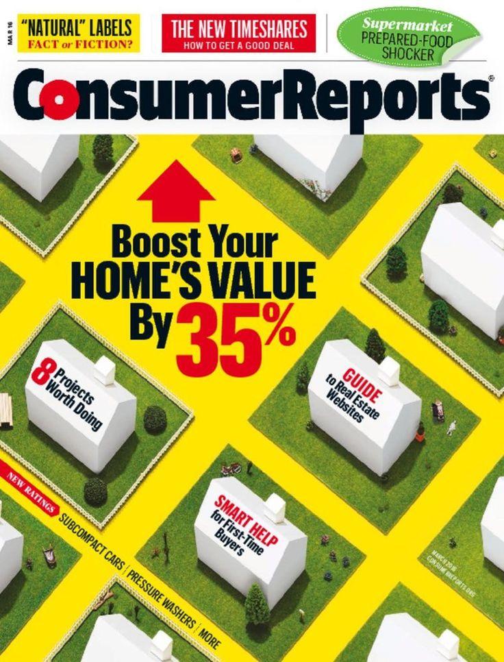 Consumer Reports Magazine Subscription Consumer reports