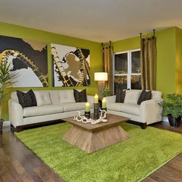 410 Best OBYVAK ZELENY LIVING GREEN Images On Pinterest