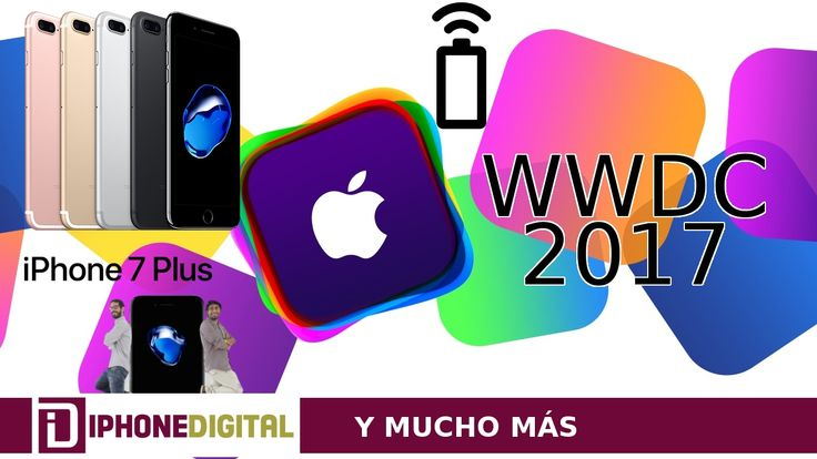 WWDC 2017 el 5-9 junio Apple Wireless Power Consortium problemas iPhone 7 Plus Jet Black cae pintura https://youtu.be/1B4kSruJfUk #iphone #apple #ios Intro homenaje a La Vida Moderna: https://www.youtube.com/playlist?list=PLh9FZ8jW7QGMQdZDQvZqvtZFgoPd-1nUu  La WWDC 17 será el 5 al 9 de junio de 2017 y Apple presentará iOS 11 además del resto de los sistemas operativos de sus dispositivos. == Te contamos que Apple se ha convertido miembro de Wireless Power Consortium. Esto puede ser una señal…
