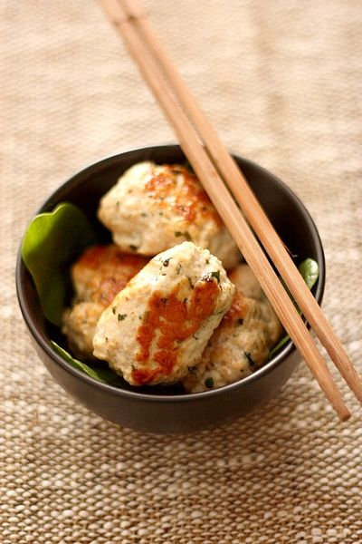 Croquettes de poulet à lasiatique   Gourmandiseries - Blog de recettes de cuisine simples et gourmandes