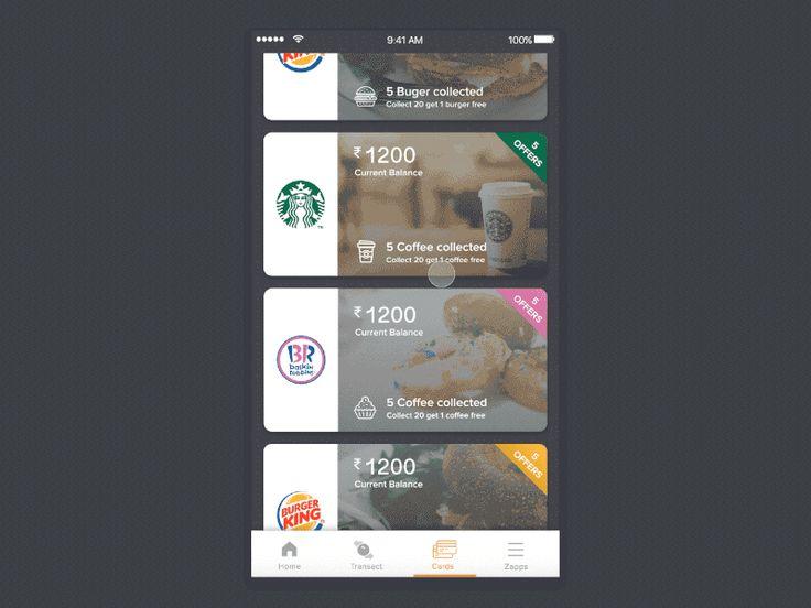 Cloud cards – iOSUp