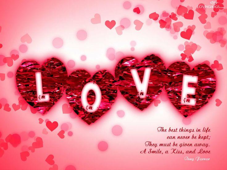 35 best LOVE N I LOVE U images on Pinterest | Desktop backgrounds ...