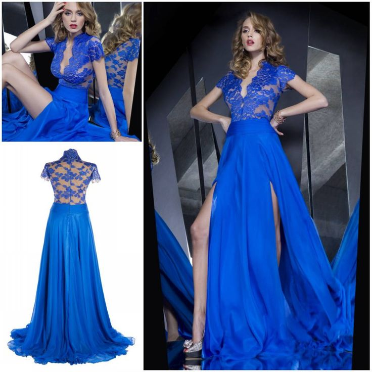 17 Best ideas about Royal Blue Evening Gown on Pinterest | Pretty ...