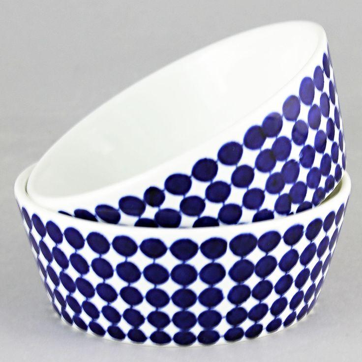 Stig Lindberg (Adam & Eva 1959) Iconic Two Iconic Bowls