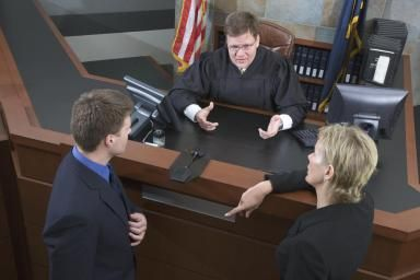 Why Are Temporary Court Orders Issued During Divorces?