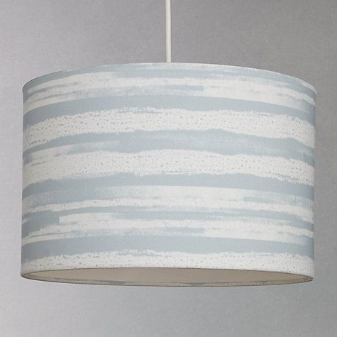 Buy John Lewis Saltwater Stripe Lampshade Online at johnlewis.com