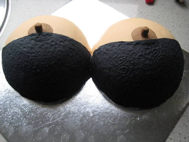 Image result for bra cakes