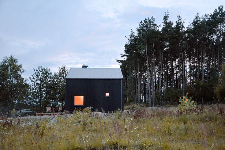 Gallery of Kashubian House / Grzegorz Layer - 8