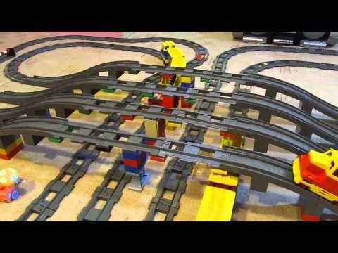 New LEGO Duplo Train 80 feet (25 m) length