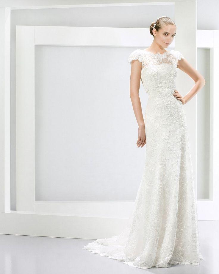 5061 Hochzeitskleider - Jesus Peiro Perfume Kollektion