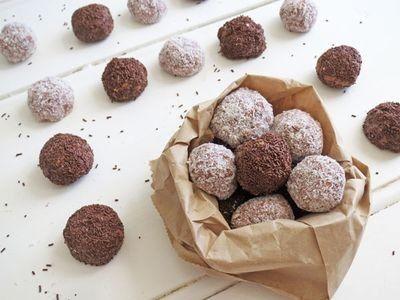 Tim Tam Balls Recipe. Ingredients: Tim Tams, condensed milk, desiccated coconut, graham cracker crumbs, etc.
