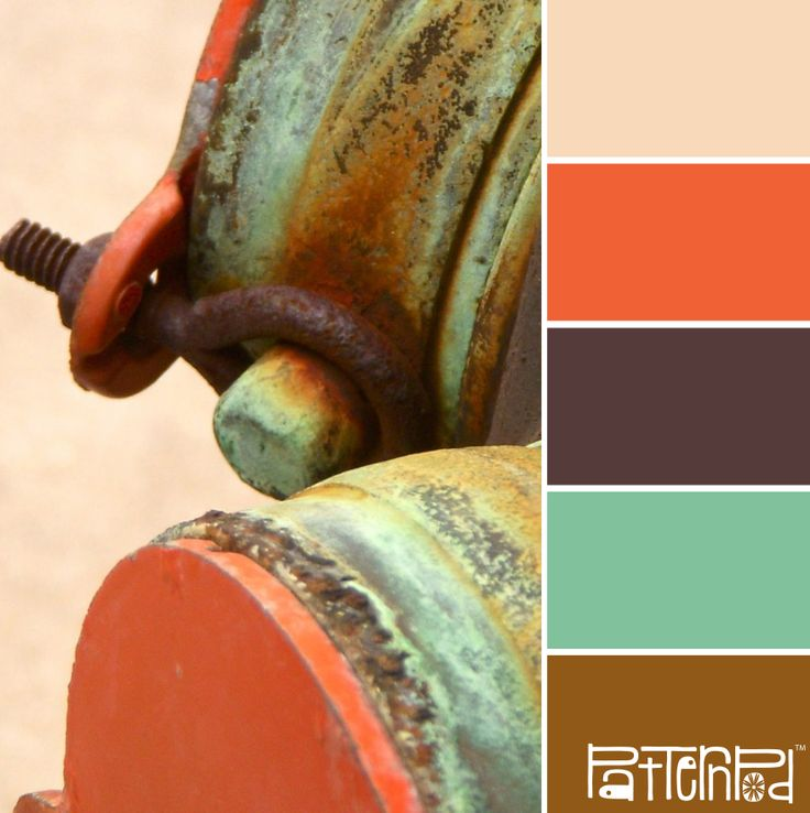 Rusted #patternpod #beautifulcolor #inspiredbycolor
