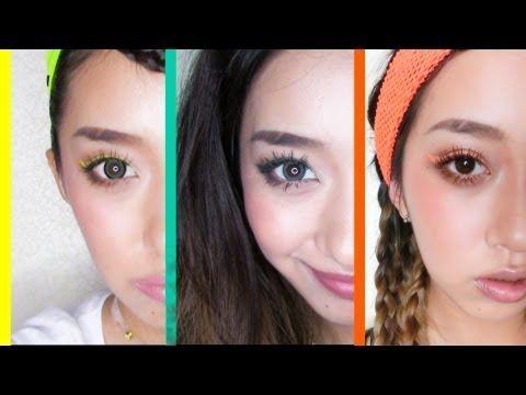 私のマスカラの塗り方 / How I apply mascara - YouTube