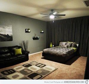 9 best Bachelor Pad Bedroom images on Pinterest
